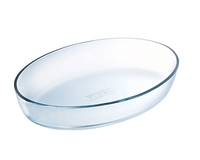 Форма овальная PYREX ESSENTIALS 30х21х6 см, 2 л (345BN00/B044)